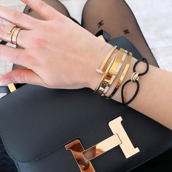 cartier love braslet