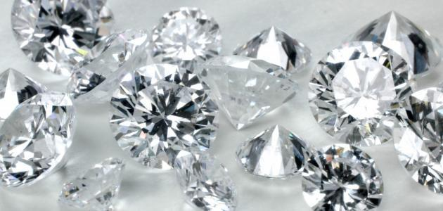 Diamond types and grades