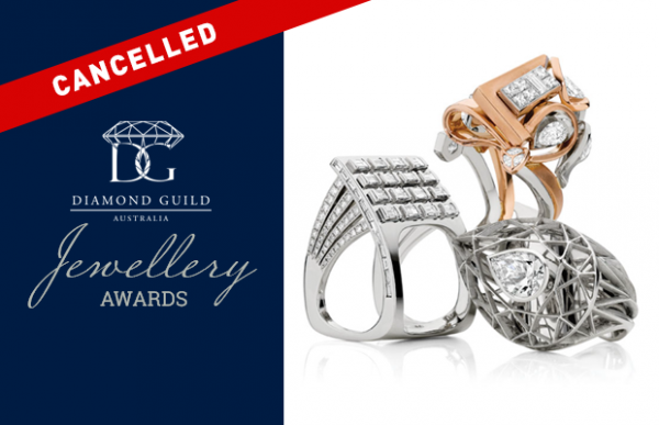 Diamond jewellery competition cancelled